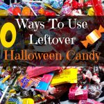 10 Creative Ways To Use Up Leftover Halloween Candy