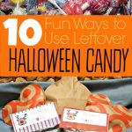 10 Ways To Use Left Over Halloween Candy