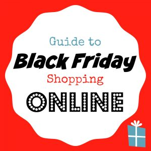 black friday online shopping guide