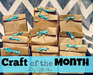 craft of month diy kit
