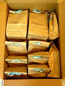 craft kits in box