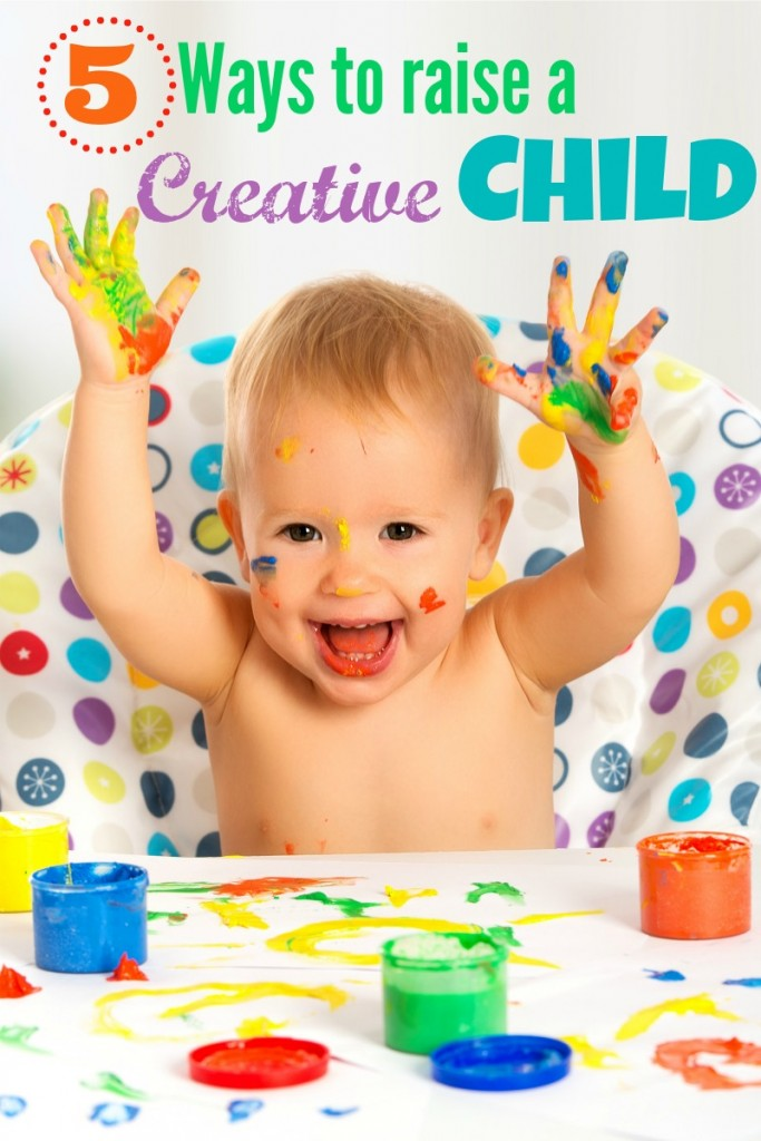 raise a creative child