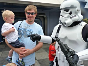 disneyland storm trooper