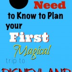 What You Should Know to Plan a Magical First Trip to Disneyland