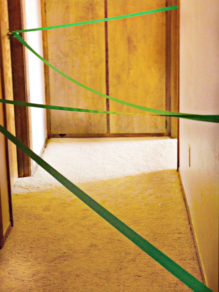 Easter String Maze