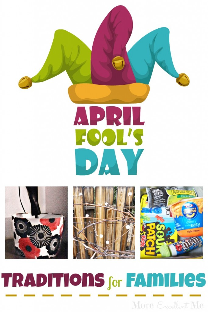 april fools day for families