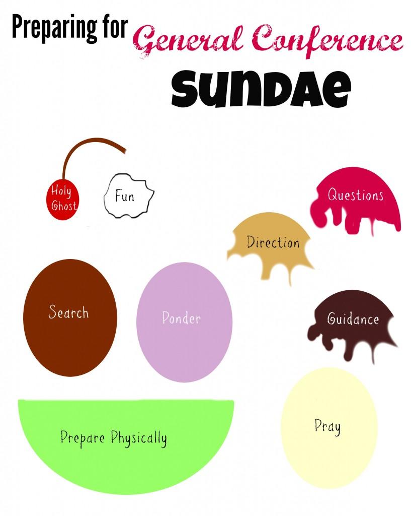 general conference sundae