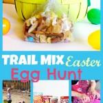 Easter Trail Mix Egg Hunt