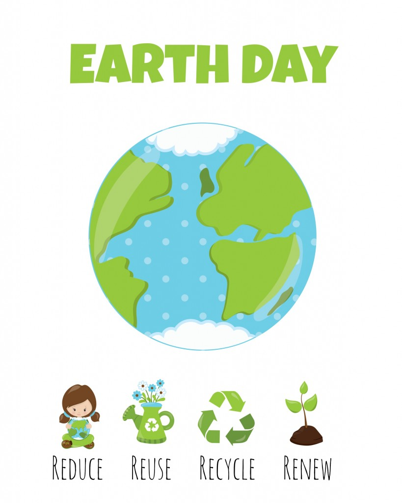 Earth day cover