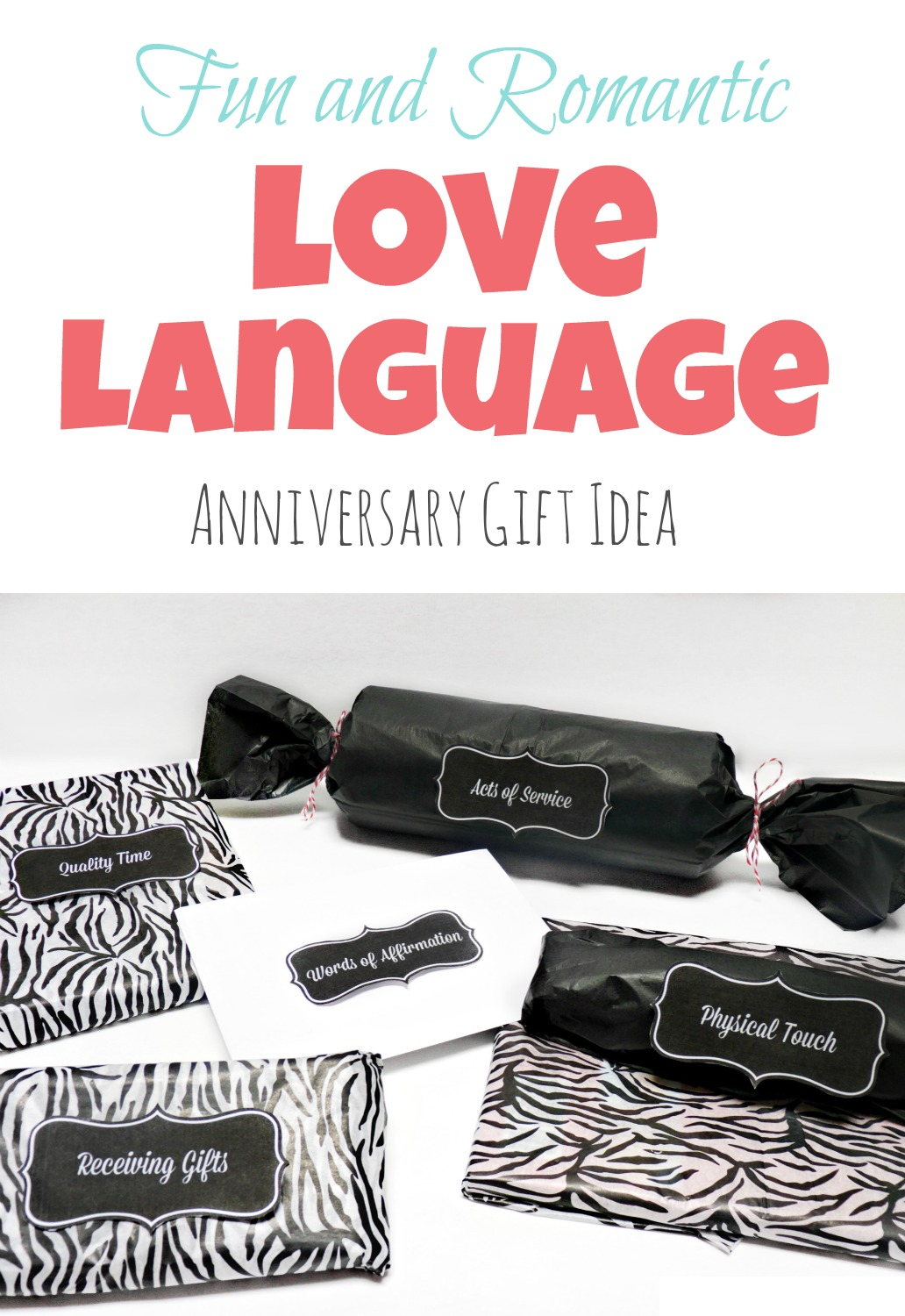 love language gift idea
