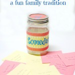 Someday Saturday Family Tradition