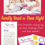 Family Read-a-Thon Night