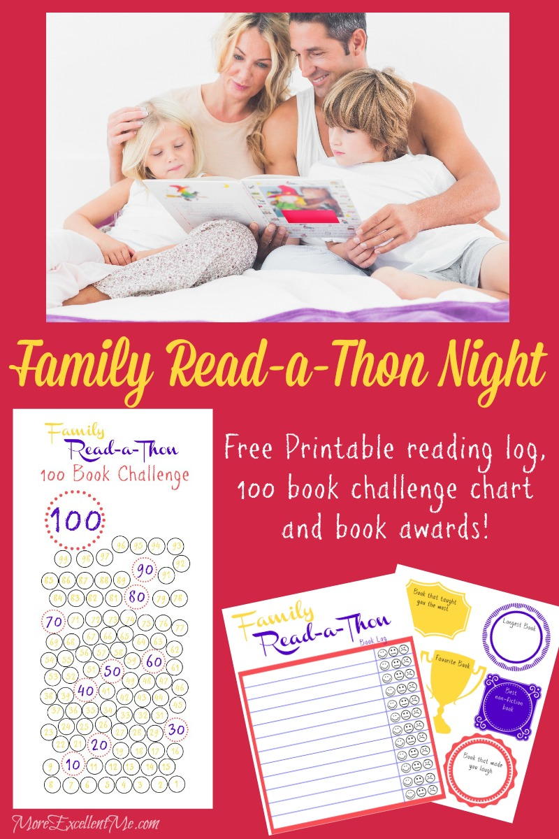 family night readathon