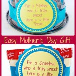 Sweet Mothers Day Treat Tag