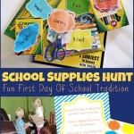 School Supply Hunt