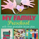 My Family Preschool Week