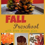 Fall Preschool Week