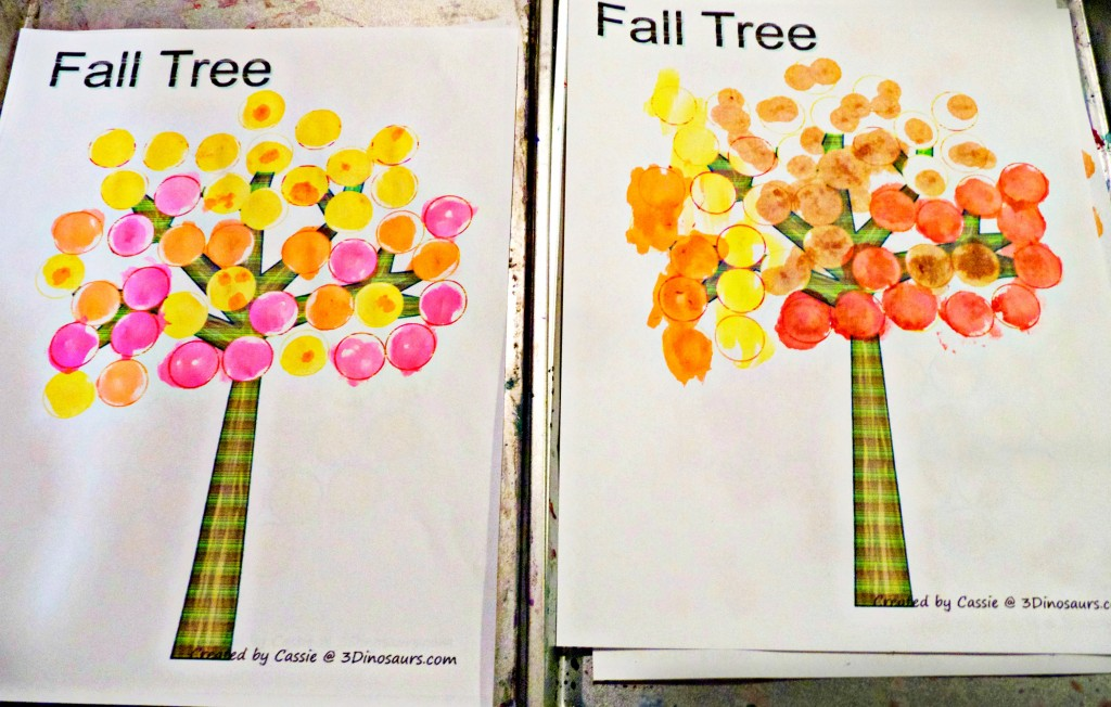 fall dot pages