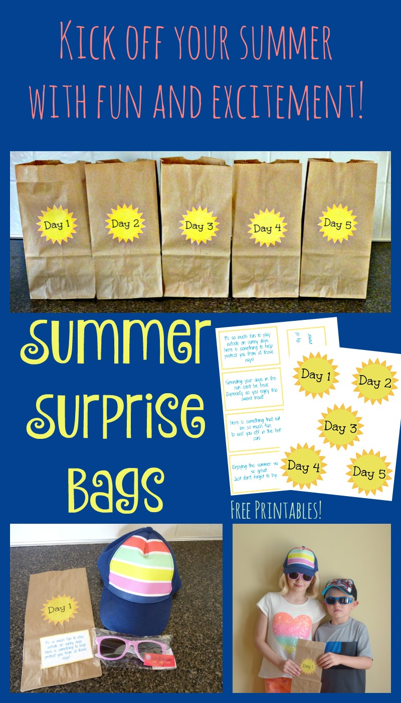 Summer Surprise Bags