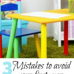 3 Mistakes to Avoid Your First Year Homeschooling