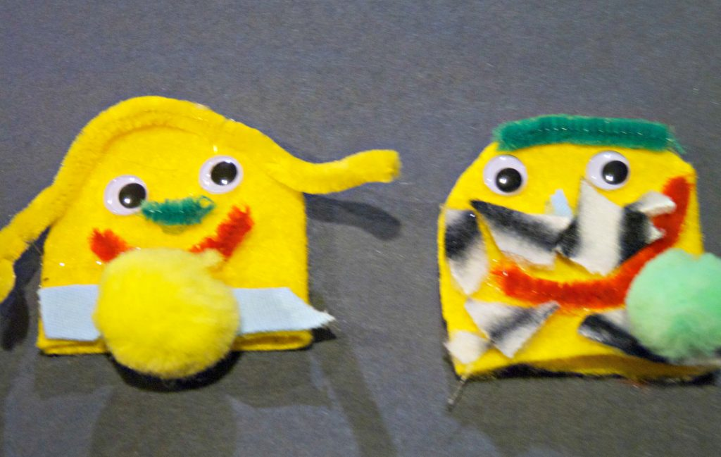 finger puppet craft