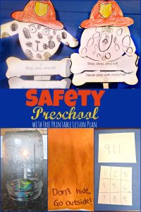 Safety Preschool Week