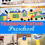 Transportation Preschool