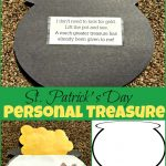 Personal Treasure St. Patrick's Day Craft