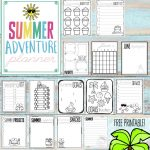 Kids Summer Adventure Planner