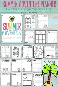summer adventure planner preview